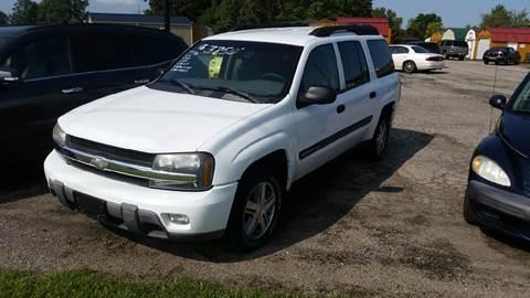 2004 Chevrolet TrailBlazer EXT for sale in Ashland, OH