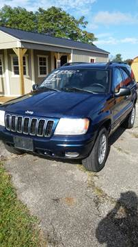 2003 Jeep Grand Cherokee for sale in Ashland, OH