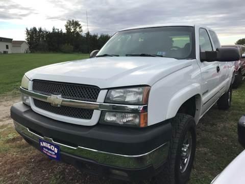 2004 Chevrolet Silverado 2500HD for sale in South Sioux City, NE