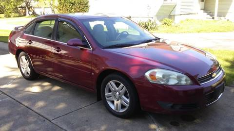2006 Chevrolet Impala for sale in Warren, OH