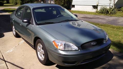 2006 Ford Taurus for sale in Warren, OH