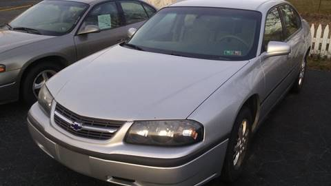 2004 Chevrolet Impala for sale in Warren, OH