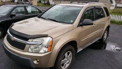 2005 Chevrolet Equinox for sale in Warren OH