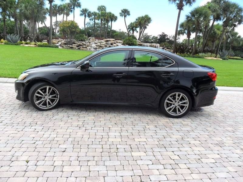 2008 Lexus IS 250 for sale at AUTO HOUSE FLORIDA in Pompano Beach FL