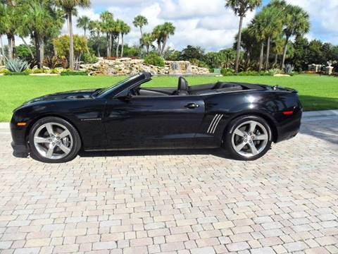 2011 Chevrolet Camaro for sale at AUTO HOUSE FLORIDA in Pompano Beach FL