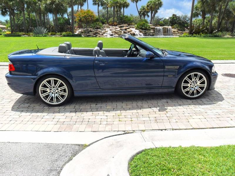 2004 BMW M3 for sale at AUTO HOUSE FLORIDA in Pompano Beach FL