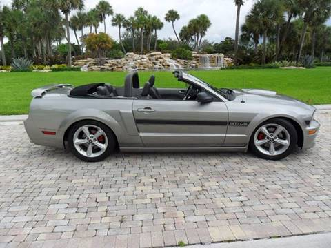 2009 Ford Mustang for sale in Pompano Beach FL