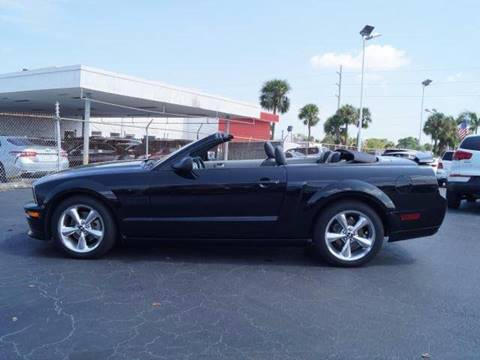 2007 Ford Mustang for sale in Pompano Beach FL