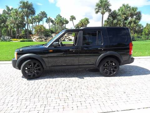 2006 Land Rover LR3 for sale at AUTO HOUSE FLORIDA in Pompano Beach FL