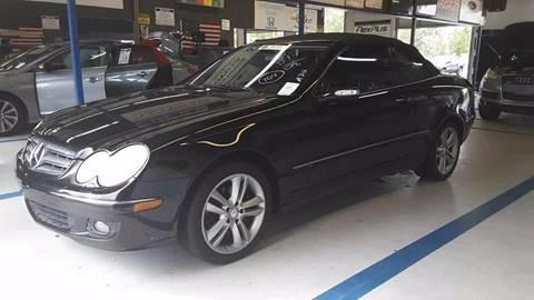 2008 Mercedes-Benz CLK for sale in Pompano Beach FL