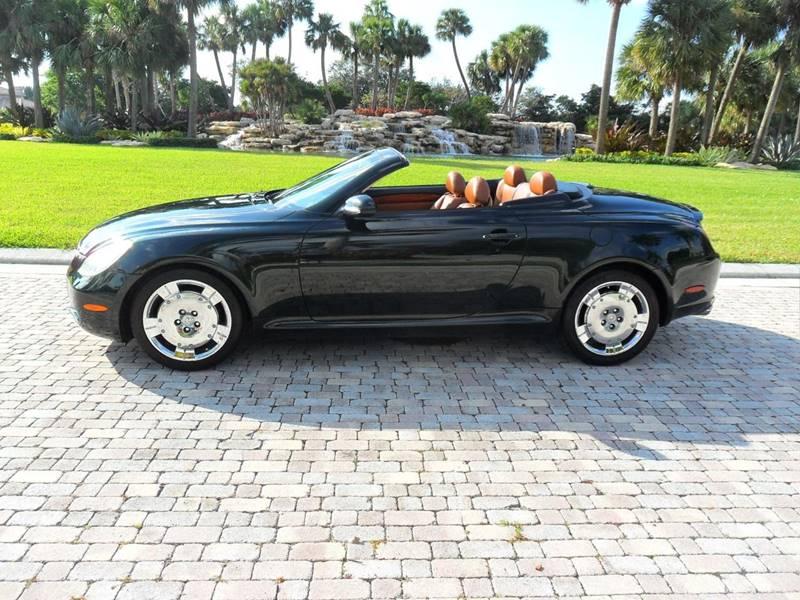 2002 Lexus SC 430 for sale at AUTO HOUSE FLORIDA in Pompano Beach FL