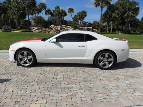 2010 Chevrolet Camaro for sale at AUTO HOUSE FLORIDA in Pompano Beach FL