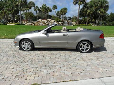 2007 Mercedes-Benz CLK for sale at AUTO HOUSE FLORIDA in Pompano Beach FL