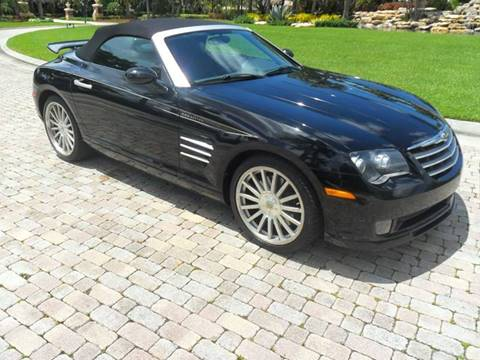 2005 Chrysler Crossfire SRT-6 for sale at AUTO HOUSE FLORIDA in Pompano Beach FL