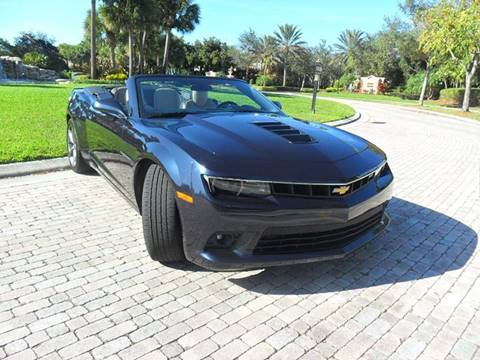 2014 Chevrolet Camaro for sale at AUTO HOUSE FLORIDA in Pompano Beach FL