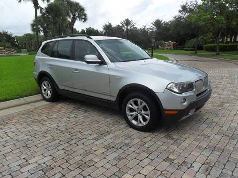 2010 BMW X3 for sale at AUTO HOUSE FLORIDA in Pompano Beach FL