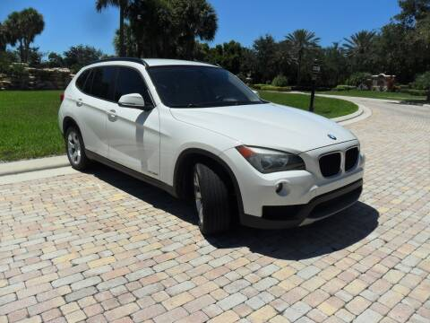 2014 BMW X1 for sale at AUTO HOUSE FLORIDA in Pompano Beach FL