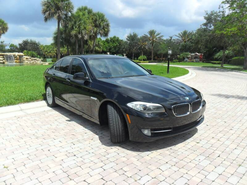 2011 BMW 5 Series for sale at AUTO HOUSE FLORIDA in Pompano Beach FL