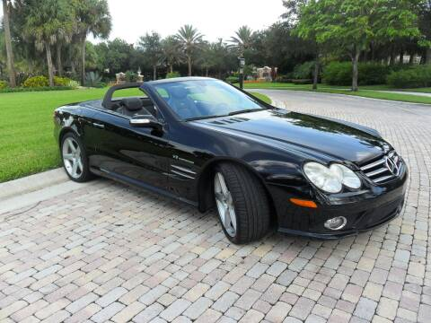 2008 Mercedes-Benz SL-Class for sale at AUTO HOUSE FLORIDA in Pompano Beach FL