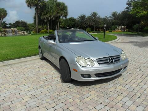 2006 Mercedes-Benz CLK for sale at AUTO HOUSE FLORIDA in Pompano Beach FL