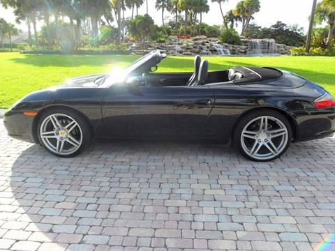 2002 Porsche 911 for sale at AUTO HOUSE FLORIDA in Pompano Beach FL