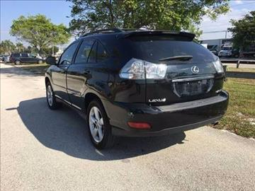 2007 Lexus RX 350 for sale at AUTO HOUSE FLORIDA in Pompano Beach FL