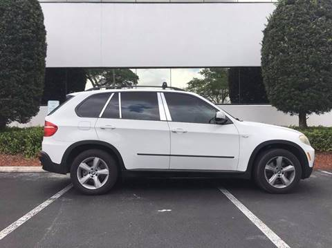 2008 BMW X5 for sale at AUTO HOUSE FLORIDA in Pompano Beach FL