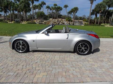 2006 Nissan 350Z for sale at AUTO HOUSE FLORIDA in Pompano Beach FL