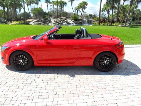 2008 Audi TT for sale at AUTO HOUSE FLORIDA in Pompano Beach FL