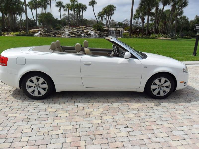 2007 Audi A4 for sale at AUTO HOUSE FLORIDA in Pompano Beach FL