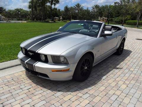 2005 Ford Mustang for sale at AUTO HOUSE FLORIDA in Pompano Beach FL