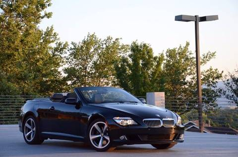 2008 BMW 6 Series for sale at AUTO HOUSE FLORIDA in Pompano Beach FL