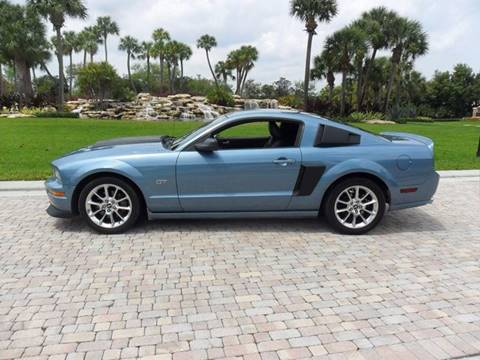 2006 Ford Mustang for sale at AUTO HOUSE FLORIDA in Pompano Beach FL