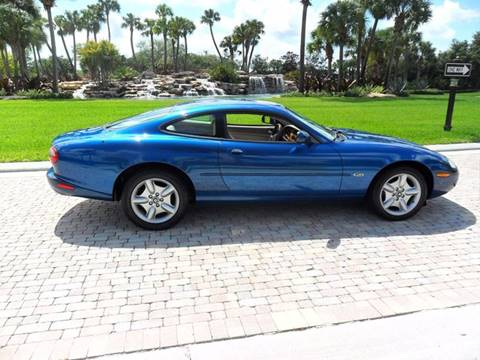 1997 Jaguar XK-Series for sale at AUTO HOUSE FLORIDA in Pompano Beach FL