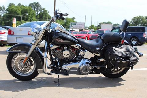 2008 Harley-Davidson FLSTC HERITAGE SOFTAIL CLASSIC for sale in Greenville, SC