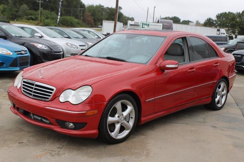 2006 Mercedes Benz C Class For Sale At 360 Motor Corp In Greenville SC