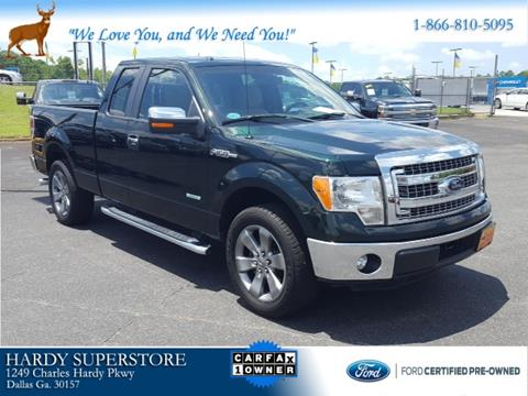 2014 Ford F-150 for sale in Dallas, GA