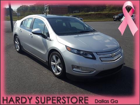 2012 Chevrolet Volt for sale in Dallas, GA