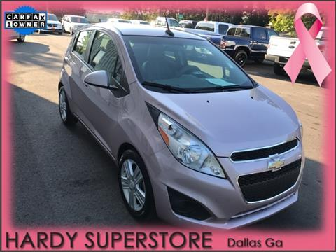 2013 Chevrolet Spark for sale in Dallas, GA