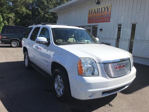 2011 GMC Yukon for sale in Dallas, GA