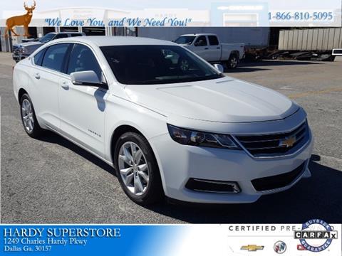 2017 Chevrolet Impala for sale in Dallas, GA