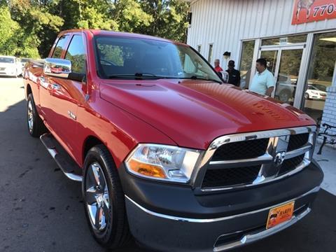 2010 Dodge Ram Pickup 1500 for sale in Dallas, GA