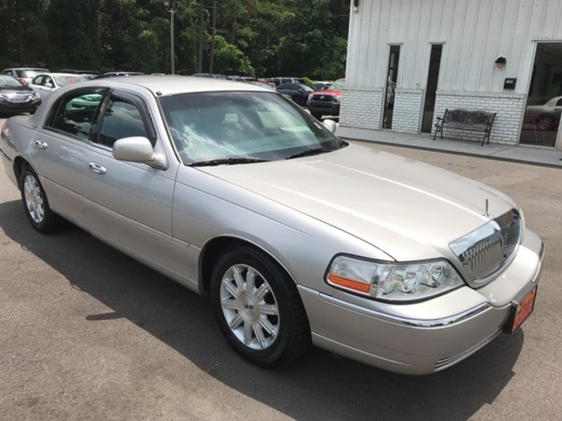 2010 Lincoln Town Car Signature Limited In Dallas Ga Hardy Auto