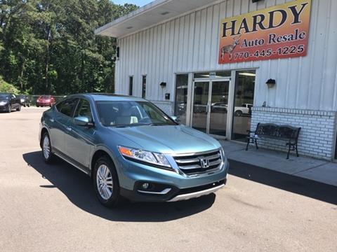 2014 Honda Crosstour for sale in Dallas, GA