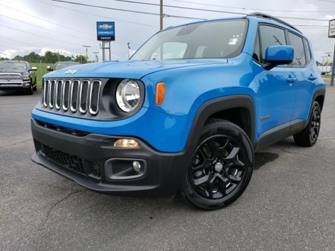 2015 Jeep Renegade for sale in Dallas, GA