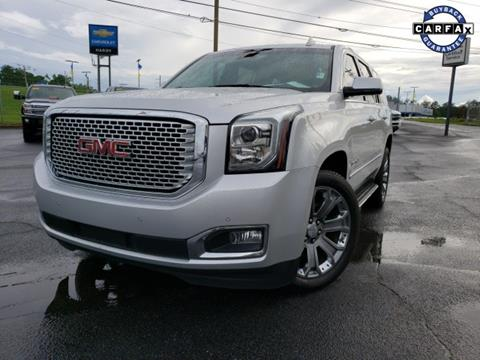 2016 GMC Yukon for sale in Dallas, GA