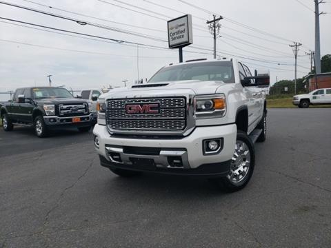 2019 GMC Sierra 2500HD for sale in Dallas, GA