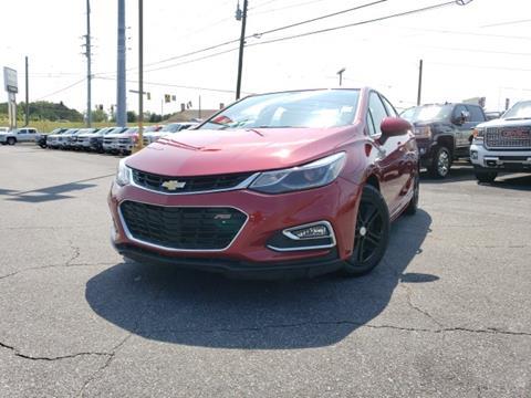2018 Chevrolet Cruze for sale in Dallas, GA