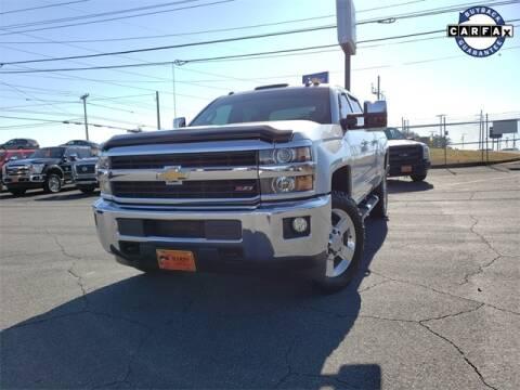 2016 Chevrolet Silverado 2500HD for sale in Dallas, GA