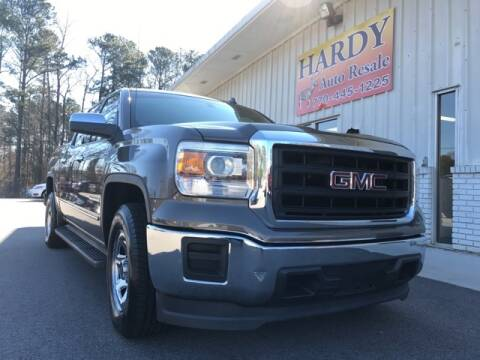 2014 GMC Sierra 1500 for sale at Hardy Auto Resales in Dallas GA